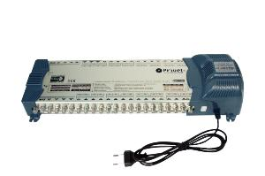 Multiswitch PRIVEL 33E/12S  terr. actif/passif commutable