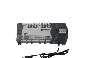 Multiswitch PRIVEL 09E/06S  terr. actif/passif commutable
