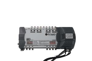 Multiswitch PRIVEL 09E/08S  terr. actif/passif commutable