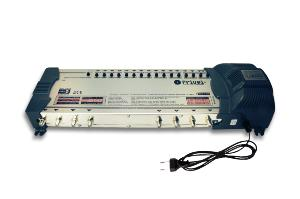 Multiswitch PRIVEL 17E/08S  terr. actif/passif commutable