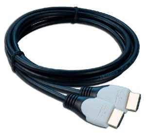 Cordon HDMI V1.4 cat. 2 Ethernet & ret. audio Connect. A - L2.0M