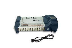 Multiswitch PRIVEL 05E/12S  terr. actif/passif commutable