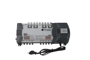 Multiswitch PRIVEL 09E/10S  terr. actif/passif commutable