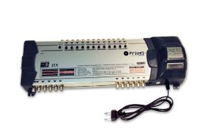 Multiswitch PRIVEL 13E/26S  terr. actif/passif commutable