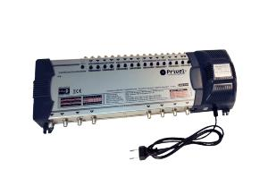 Multiswitch PRIVEL 17E/12S  terr. actif/passif commutable